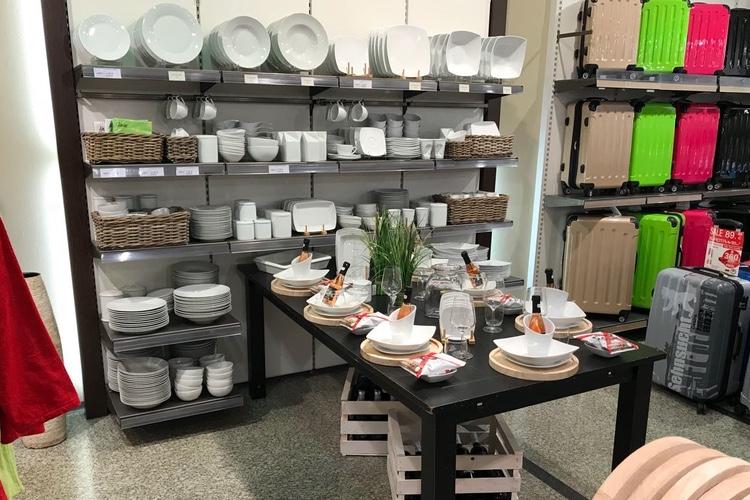 Shop in Shop mit Holst Porzellan