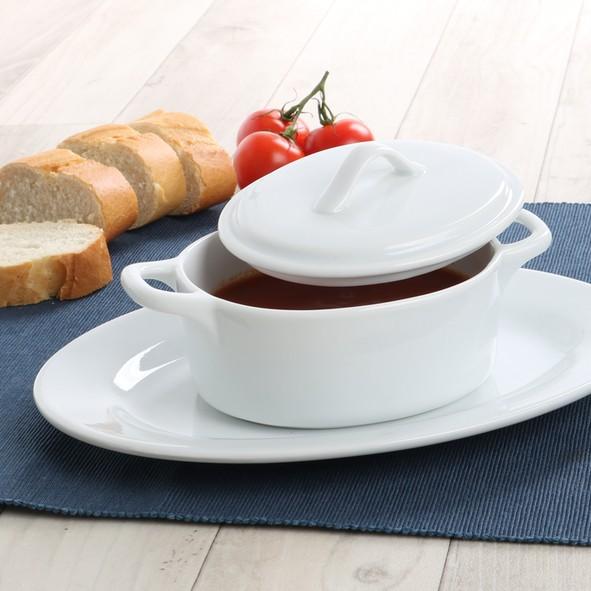Suppen Servierset 0,40 l mit VLP 250