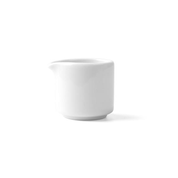 Porzellan Portionsgiesser 0,04 l stapelbar