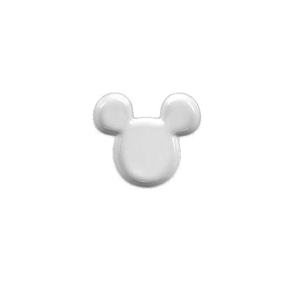 "Miniteller ""Maus"" 10 x 9 cm"