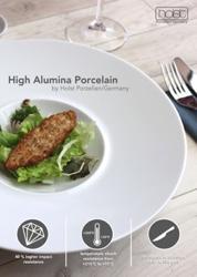 High Alumina Broschüre von Holst Porzellan