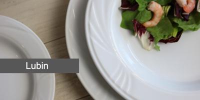 Fine Dining aus hochwertigem High Alumina Porzellan