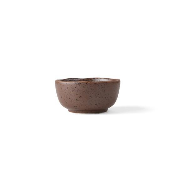 "Porzellan Schale 8 cm/0,10 l ""Tierra"""