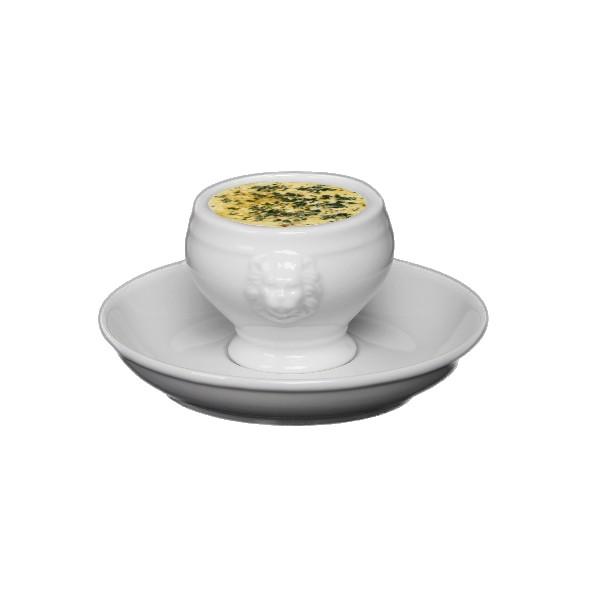 Löwenkopf Butter & Schmalzset 2-tlg