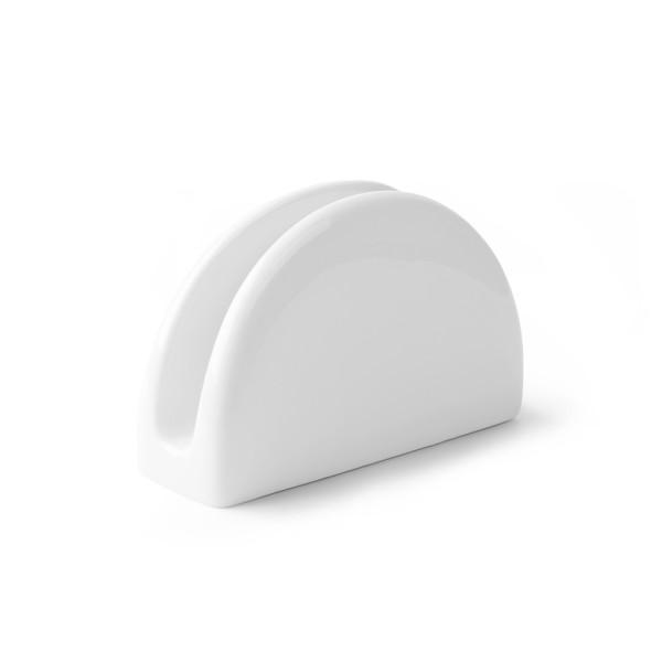 Porzellan Serviettenhalter 13 cm (*)