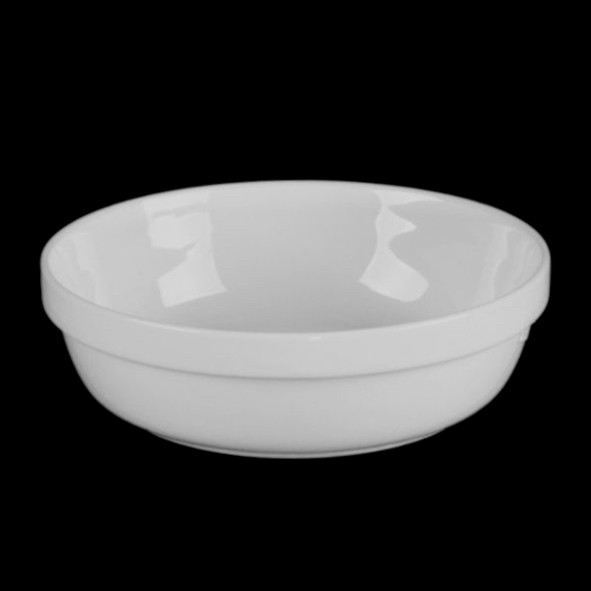 Porzellan Schale rund 1,1 l - 19 cm stapelbar