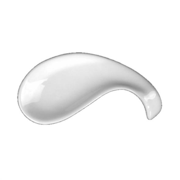 Porzellan Appetizer Servierlöffel 12 cm