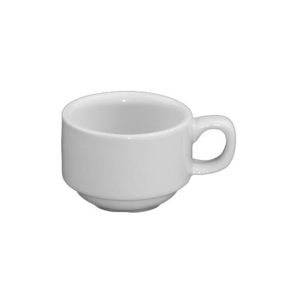 "Porzellan Espresso-Obere 0,08 l ""Catering"" stapelbar"