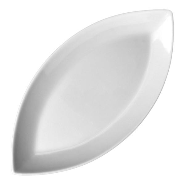 "Platte oval 55 x 27 cm Schiffchenform ""Bateau"" (**)"