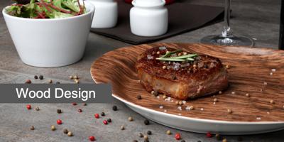 Geschirrserie Karina aus hochwertigem High Alumina Porzellan