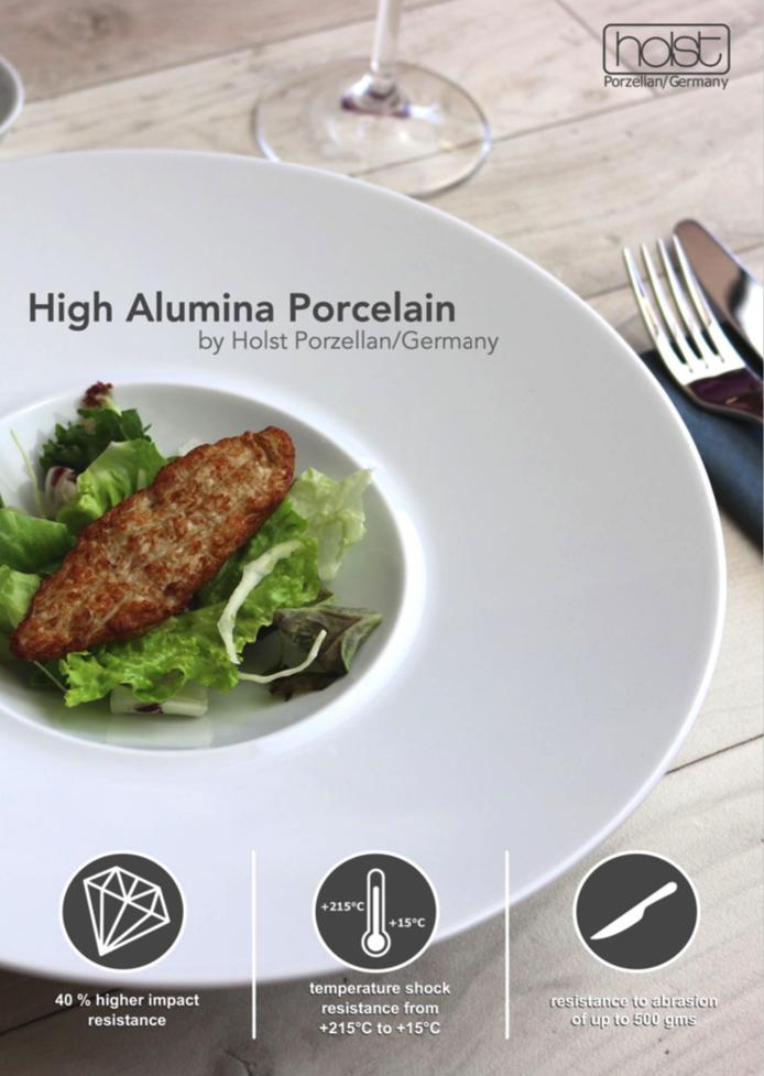 High-Alumina