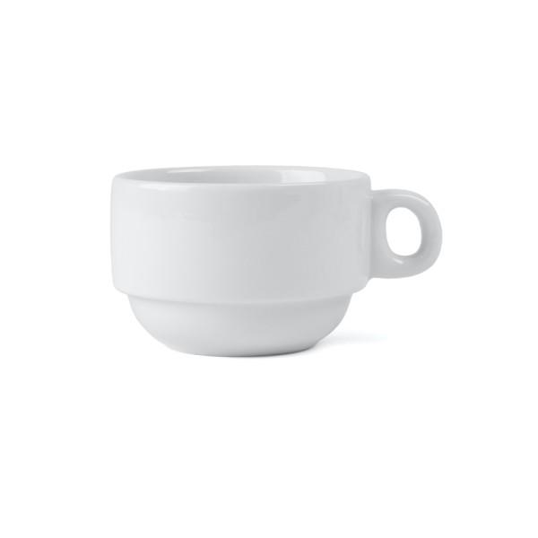 "Porzellan Kaffee-Obertasse 0,18 l ""Catering"" stapelbar"